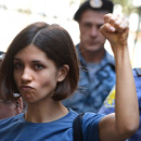 Pussy Riot members freed from prison