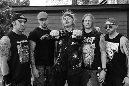 extreme noise terror band