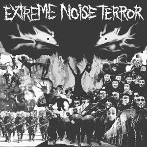 extreme noise terror cover