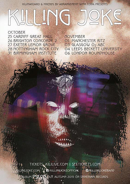Killing Joke tour_uk15