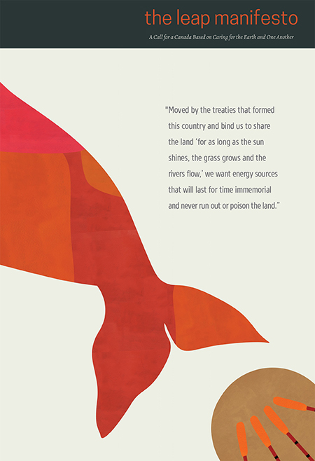 leap_Julie-Flett-poster