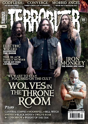 Terrorizer Magazine releases free digital issue and regular